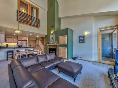 Photo for Luxury Two Bedroom at Kirkwood - Perfect Mountain Escape
