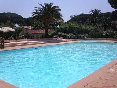 Photo for Apartment of 75 m2 with swimming pool