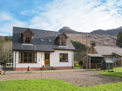 Photo for 3 bedroom accommodation in Glencoe, near Fort William
