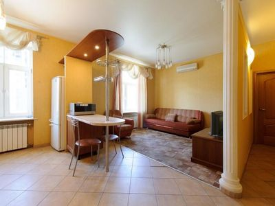 Photo for 2-room apartment in Moscow. ID 019