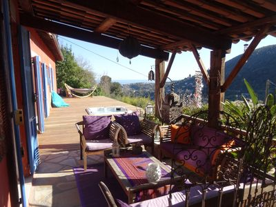 Photo for 1BR Guest House/pension Vacation Rental in Falicon, PACA