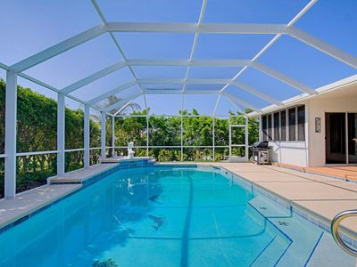 Photo for Villa VIENNA - CAPE CORAL - 3 Bedrooms, 2 Bathrooms - FREE WIFI + oversize Pool