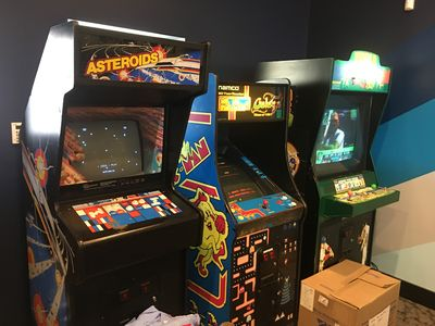 Photo for Portland west end arcade experience