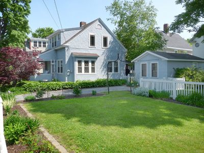 Photo for Seaglass Cottage: Recent renovations in the heart of downtown Bar Harbor