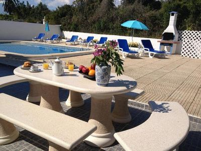 Photo for Holiday house Carvoeiro for 6 - 9 persons with 4 bedrooms - Holiday house