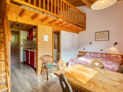 Photo for L'Encharmille - One Bedroom Apartment, Sleeps 5