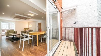 Photo for 3BR Central London Apartmant with Huge Roof Terrace