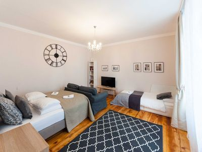 Photo for ElegantVienna Aria cozy Studio near Cathedral in the middle of the 1st district