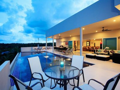 Photo for 9 Bed Rawai Villa with Maid + Cook