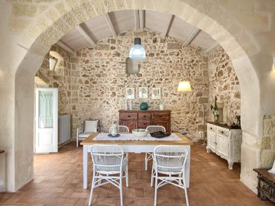 Photo for Deluxe Stone Room - B&B A Palazzo