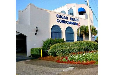 Sugar Beach is a low density complex right by the Gulf State Park. One of the most popular complexes because no huge high rise with 1000's of guests.