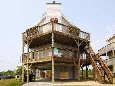 Photo for Dream of Jeanne | Semi -Oceanfront | Nags Head | Sleeps 14