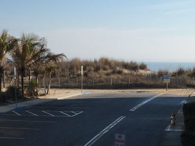 Photo for Perfect location. Steps to BEACH, close to Convention Center