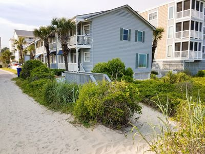 Photo for Dreamy 3BR Beachfront in Prime Crescent Beach Location Near Golf & Shopping