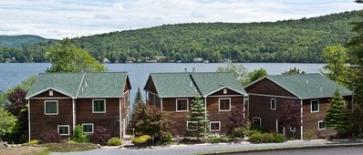 Photo for 2BR Townhome Vacation Rental in Lake George, New York