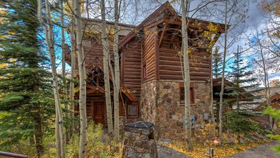 Photo for See Forever Cabin 102: 3 BR / 3.5 BA town home in Mountain Village, Sleeps 7