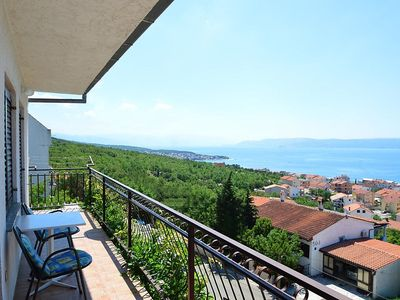 Photo for Apartment 214 m from the center of Crikvenica with Parking, Internet, Washing machine, Air conditioning (113261)