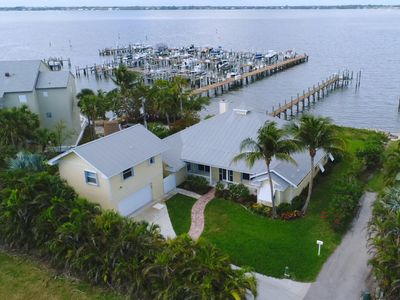 Photo for NEW!  Atlantica Bayside: 7BR/5BA Beach House, Steps 2 Ocean. Heated Pool & Dock!