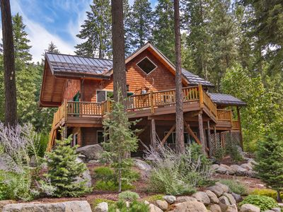 Photo for Antler Hideaway - a Luxury Mountain Cabin