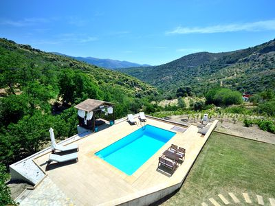Photo for Unique Villa With Private Pool and Mountain Views. Check last minute discount