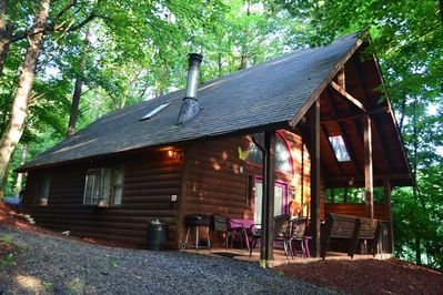 Luxury Affordable Cabin Rentals Minutes From The New River Gorge Recreation Area Lansing