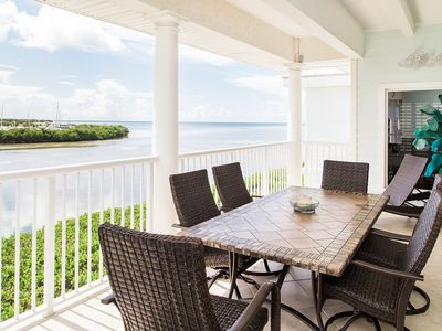 Photo for Oceanfront Marina Condo With All Luxuries