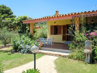 Photo for Vacation home VILLA DORIA (REI170) in Costa Rei - 8 persons, 3 bedrooms