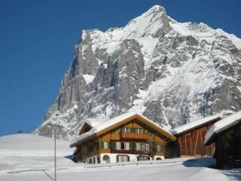 Photo for Holiday apartment Grindelwald for 1 - 5 persons with 2 bedrooms - Holiday apartment