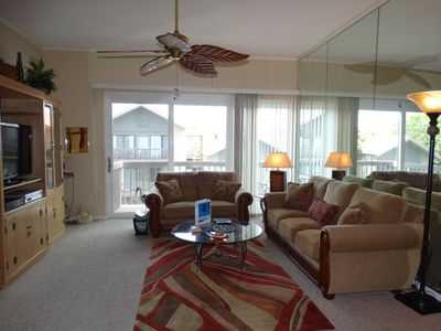 Photo for Our House at the Beach C-211 Cozy Lake View unit!