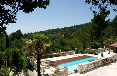 Photo for Beautiful villa with terrace and pool - 5 Bedrooms 10 persons