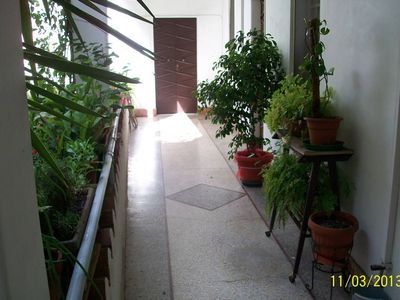 Photo for Large apartment near the center of a hundred square meters, very bright