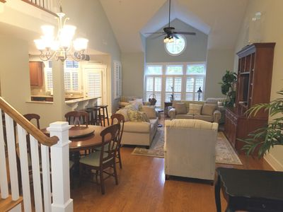 Photo for Spacious Upscale Condo,  Monthly Rates Available October- April,  Call Owner