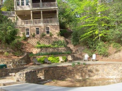 Photo for 5BR Cabin Vacation Rental in Lake Lure, North Carolina