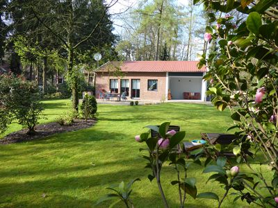 Photo for Holiday house in Uelsen with large garden in a beautiful quiet