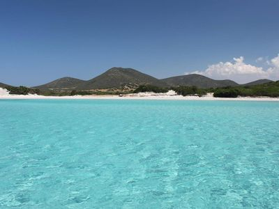 Photo for teulada holiday home just minutes from the most beautiful beaches of southern Sardinia