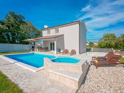 Photo for Villa Nika is a newly built, detached house for 4 people (+ 2 children)