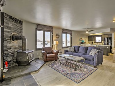 Photo for NEW! Remodeled Fraser Condo w/Mtn View by Tubing!