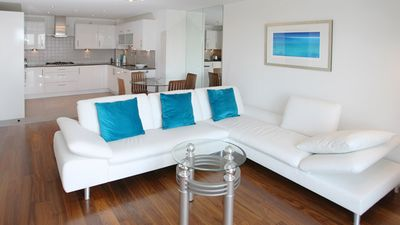 Photo for 2BR Apartment Vacation Rental in Poole