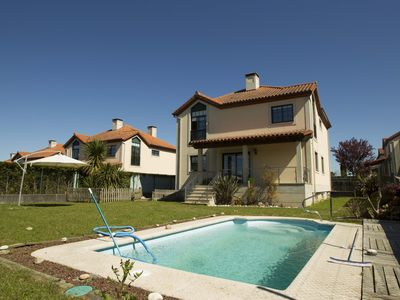 Photo for Charming villa near the best beaches. Ideal for families with children