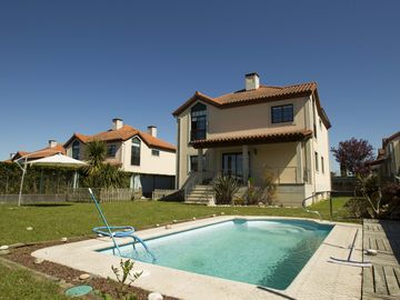 Charming villa near the best beaches. Ideal for families with children