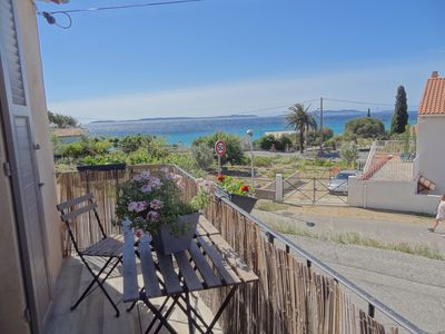 Photo for Old house 150m from the beach in fisherman