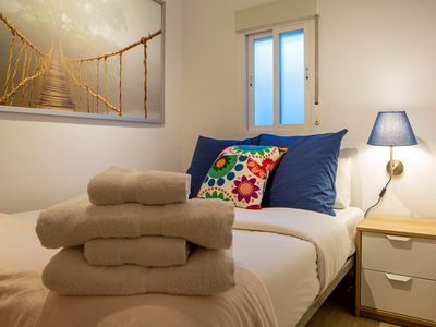Photo for Cosy 1Bed Apt in Madrid, 5mins to metro