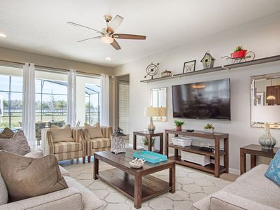 Photo for Luxury 5 bedroom suites just 10 minutes from Disney parks