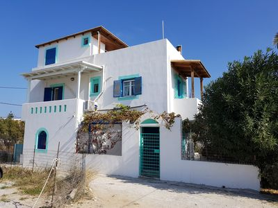 Photo for Korina seaside studio - Traditional two rooms studio, 50m from St. George beach