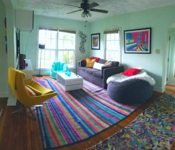 Photo for Great Vibes - Convenient, Private, Artsy & Cozy