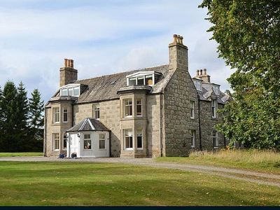 Photo for Large Detached Stone House Dating From 1790 Set In 2.5 Acres Of Private Grounds