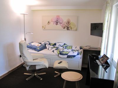 "Photo for Fine - quiet - easily accessible: Apartment ""Hugo37"" at Bergpark Bad Wilhemlshöhe"