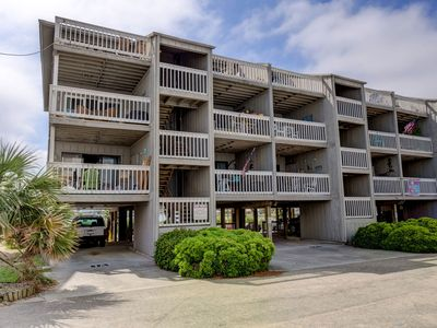 Photo for Sands 1 2A Lake N Sea- Wonderful oceanview & lake view condo