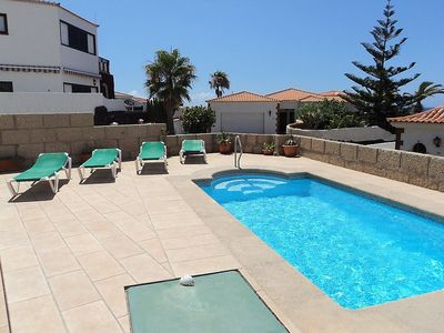 Photo for House in Porís de Abona with Parking, Internet, Washing machine, Pool (104335)