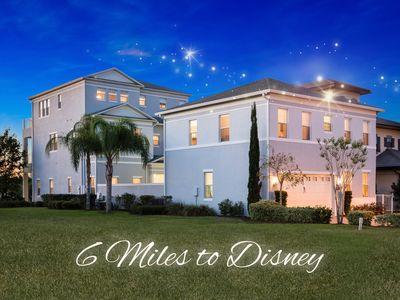 Photo for Million Dollar Villa | Luxury Villa Close to Disney with Amazing Views, Cinema, Pool & 2 Games Rooms